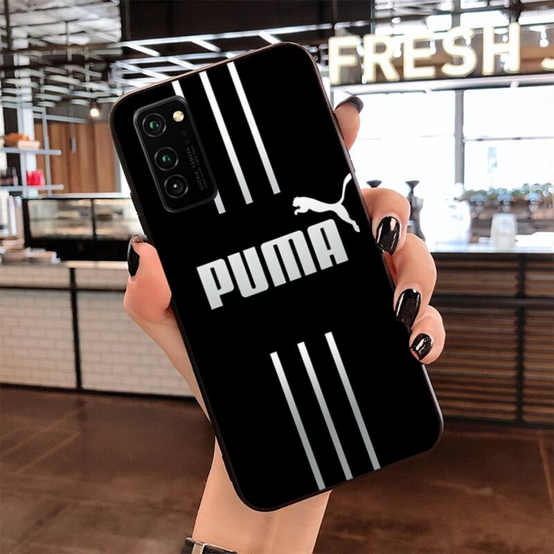 Luxury brand Buma TPU Soft Silicone Phone Case Cover for Samsung S20 plus Ultra S6 S7 edge S8 S9 plus S10 5G lite 2020 image