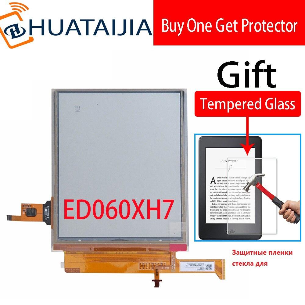 ED060XH7 ed060xd4 ekran Lcd i dotykowy z podświetleniem dla PocketBook Touch Lux 3 626 Plus 626 + 2GEN PB626(2)-matryca czytnika D-WW