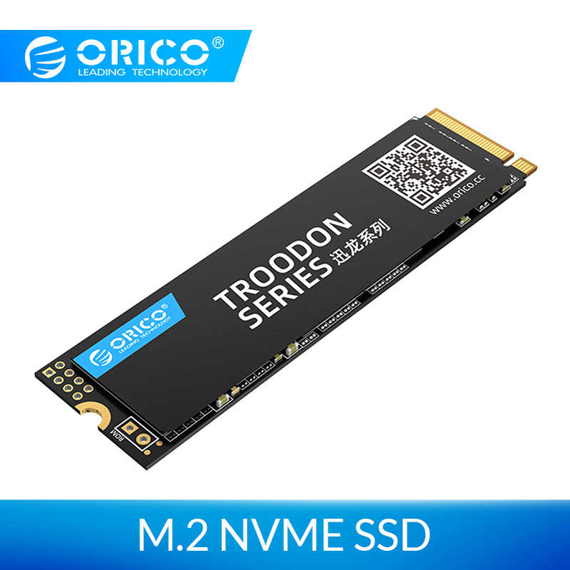 Orico M.2 NVME SSD 128GB 256GB 512GB 1TB M2 PCIe M.2 2280 Internal Solid State Keras drive Nvme Ssd untuk Desktop Laptop Solid State Disk