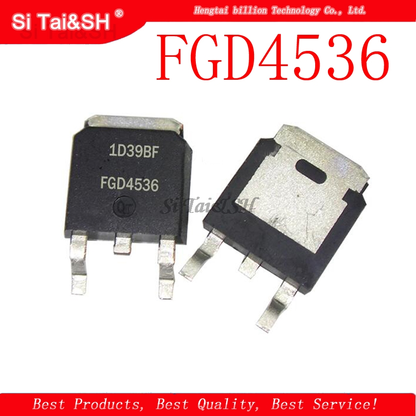 5pcs/lot FGD4536TM FGD4536 IGBT TO-252 New Original