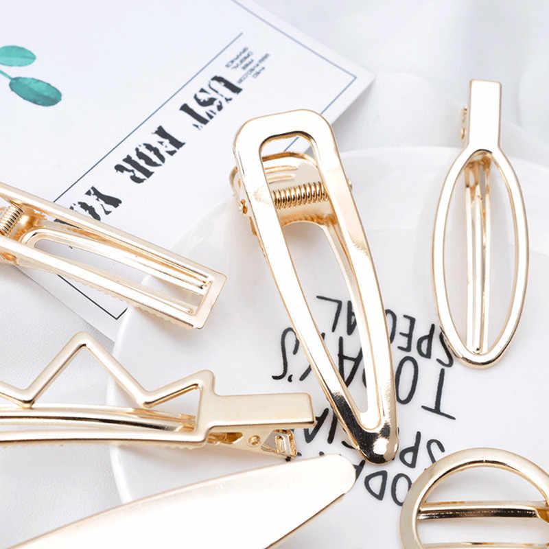 Grampos de cabelo para meninas grampos de cabelo de metal grampos de cabelo para mulheres