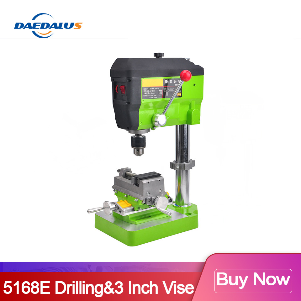 New Multifunctional Working Table BG6350 Bench Vise drill milling machine stent