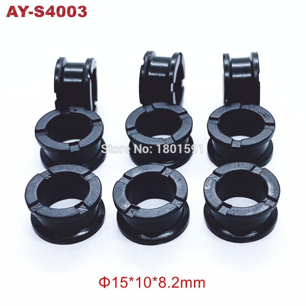 200pieces wholesale fuel injector rubber seals 15*10*8.2mm for honda car replacement parts 16473-PD6-000 (AY-S4003)