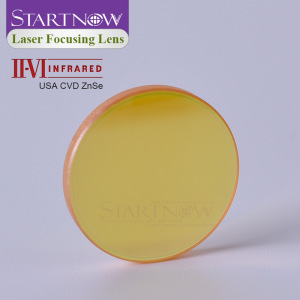 Image 5 - II VI INFRARED CVD ZnSe Focusing Lens Laser Dia.19mm 20 F101.6 38.1 50.8 63.5 76.2 For CO2 Laser Cutting Machine Spare Parts