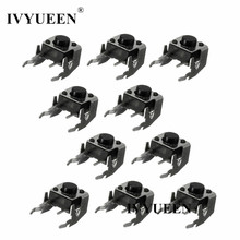 IVYUEEN 10 PCS for Microsoft Xbox 360 Controller RB LB Bumper Button Switch Repair Parts Kits for XBox One X S Game Accessories