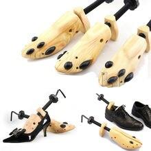 BSAID/1 шт. обувь носилки деревянный обувное дерево формирователь стойки, дерево Регулируемый Zapatos De Homb расширитель деревья Размер s/m/l для мужчин и женщин