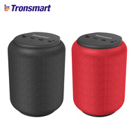 Tronsmart T6 Mini TWS Bluetooth Speaker IPX6 Waterproof Wireless Portable Speaker with 360 Degree Surround Sound Voice Assistant