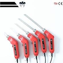 5/10/15/20/25cm Electric Heat Knife Blade Nickel-Chromium Alloy Blades For Foam Knife Hot Cutting Machine Accessory Spare Blade