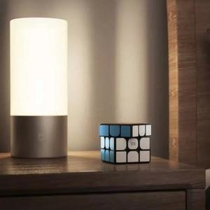 Image 4 - Oryginalny XIAOMI Bluetooth magiczna kostka inteligentne połączenie bramy 3x3x3 kwadratowa magnetyczna kostka łamigłówka edukacja naukowa zabawka prezent
