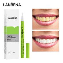 Средство для отбеливания зубов lanbena гигиенический гель с