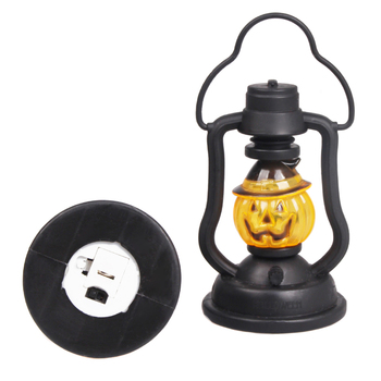 Newly Halloween Latern Handlamps Party Haunted House Decorations Halloween Light Up Pumpkin Lanterns for Best Halloween image