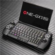 OneGX1 Pro Mini Gaming Laptop 7 inch Notebook Computer Tiger Lake Intel I7-1160G7 16G RAM 512G/1T Thunderbolt 4 WiFi6 LTE 4G/5G