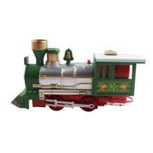 Набор игрушечного электрического поезда на радиоуправлении Детский