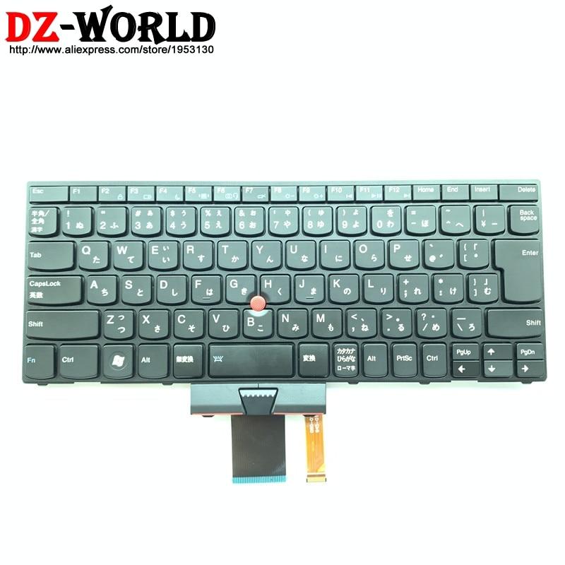 New Original Japanese Backlit Keyboard For Lenovo Thinkpad X1 1291 1293 1294 Laptop Japan Backitght Teclado 04W2788