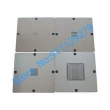 90*90mm ps4 reballing estênceis cxd90025g cxd90026g k4g41325fc gddr5 ram k4b2g1646e ddr3 sdram console de jogo ic modelo reball