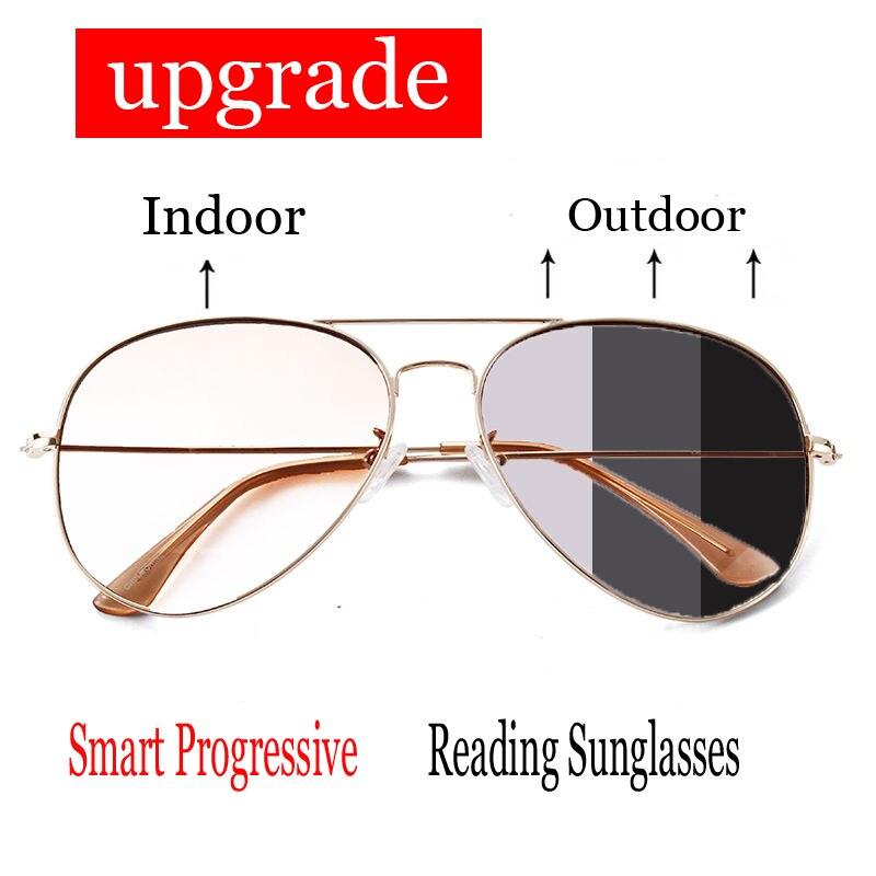 Очки для чтения, для мужчин и женщин, с металлическим каркасом, 1,5 дюйма