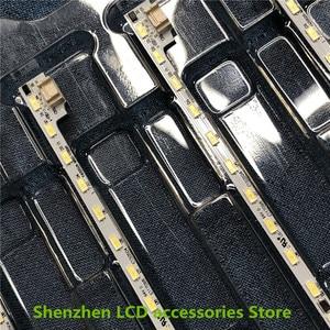 Image 2 - 60 Pezzi/lottp PER 40PFL5449/T3 LCD lampada di retroilluminazione bar V400HJ6 ME2 TREM1 V400HJ6 LE8 490 MILLIMETRI 52LED 100% NUOVO