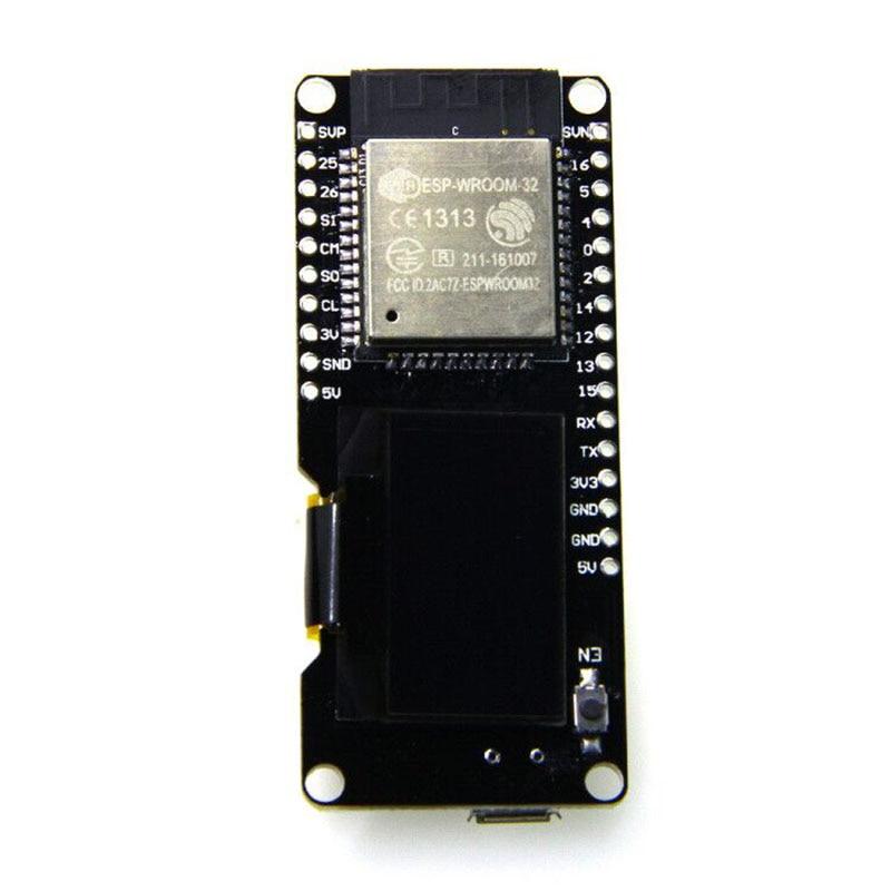 ESP32 OLED &for Arduino SH1106 WiFi Modules+ Bluetooth Dual ESP-32 ESP-32S
