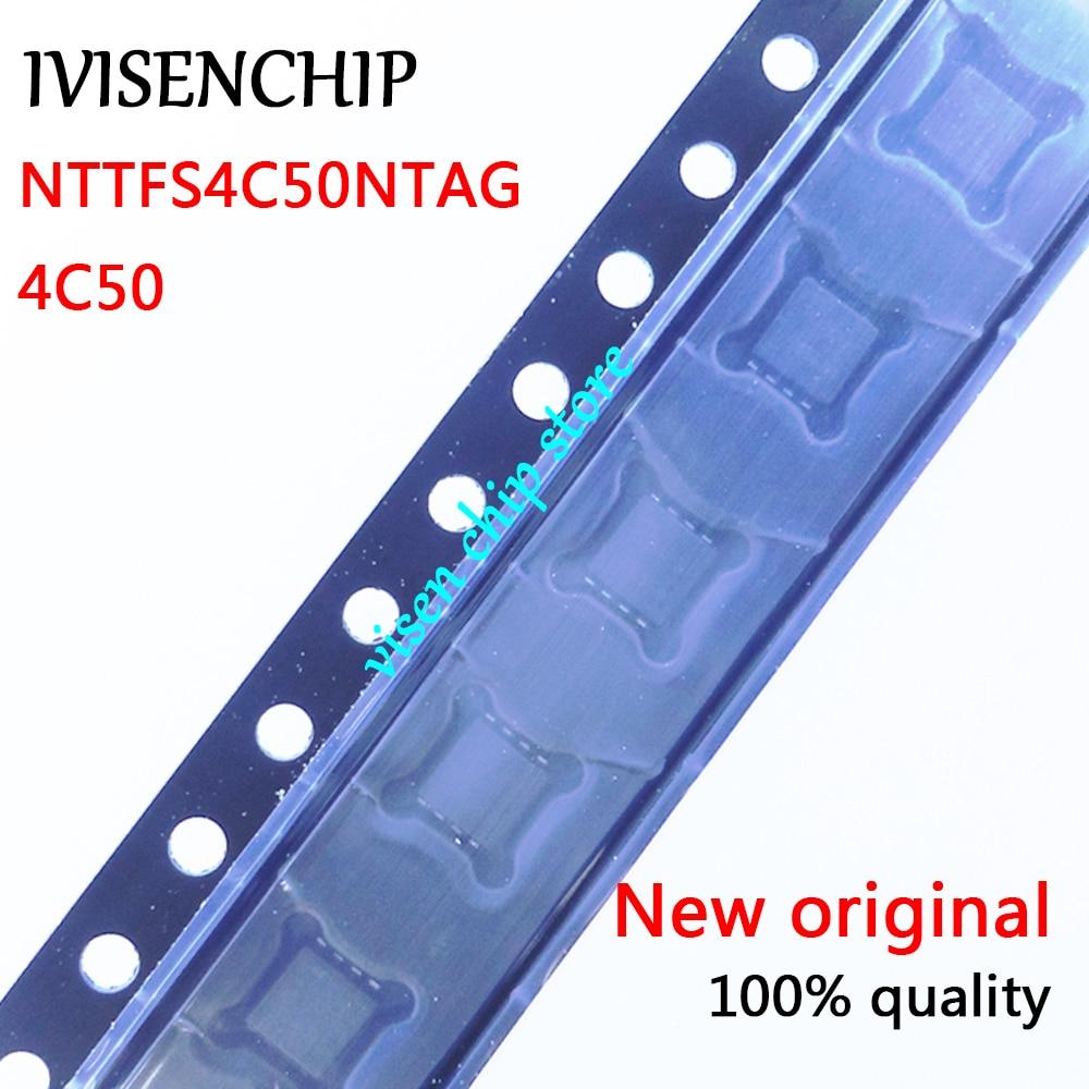 5-10pcs NTTFS4C50NTAG NTTFS4C50N 4C50N 4C50 QFN-8