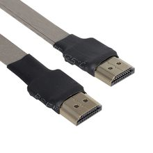 HDMI Male Shield Cable 4K 60hz HDTV FPC Flat for FPV Multicopter Aerial Photography to