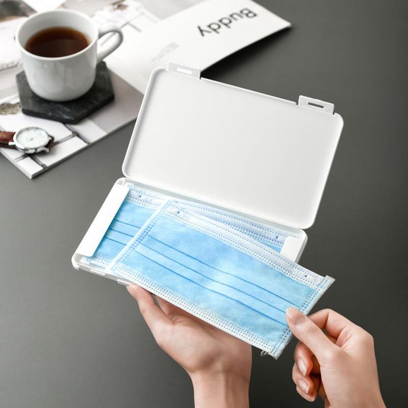 Portable Moisture-proof Storage Box Dustproof Case Storage Box Temporary Print Storage Folder