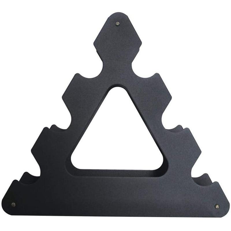 3 5 camada robusto suporte haltere para
