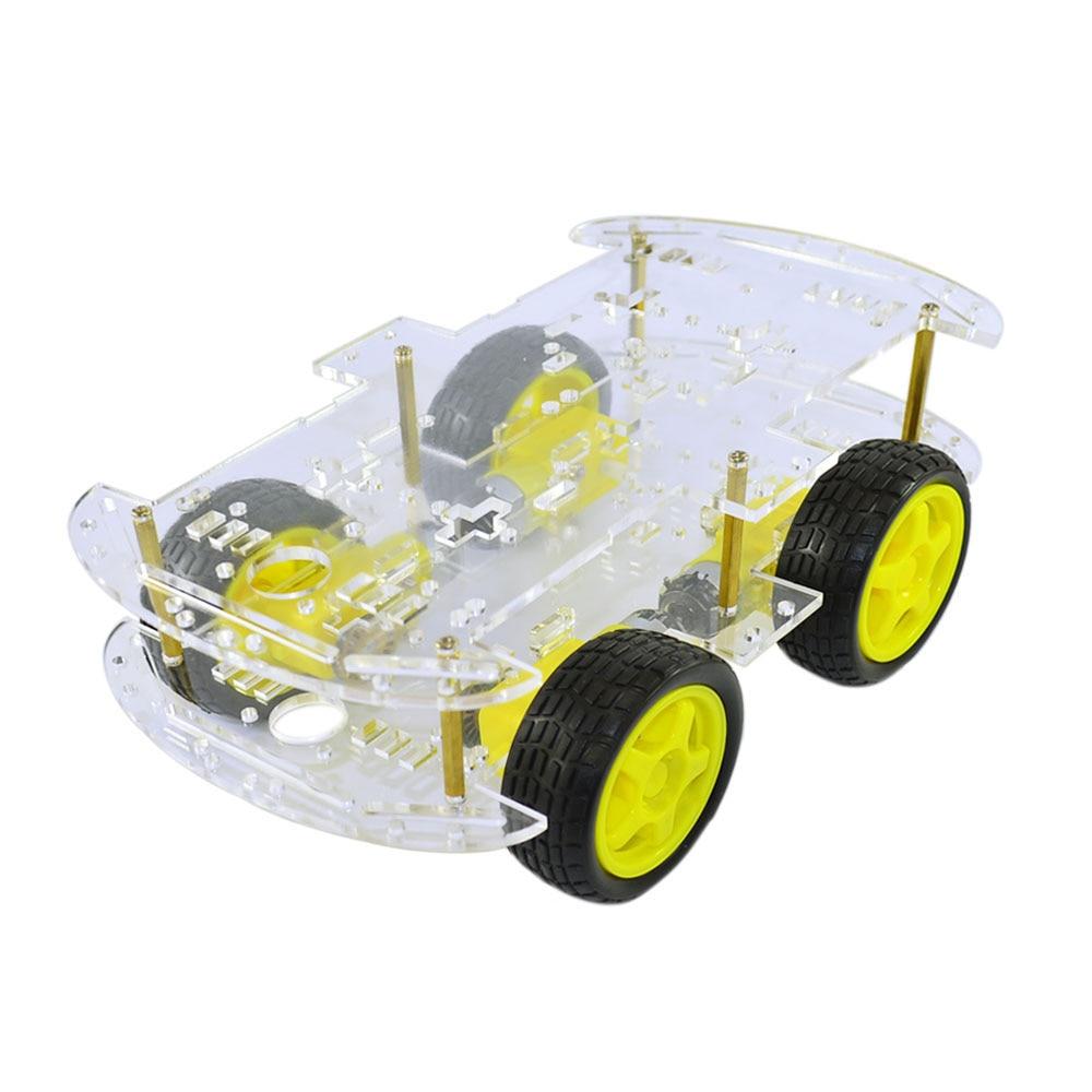 4 Wheel Drive Car Body Kits Double Layer Smart Car