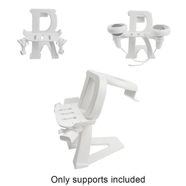 Universal VR Stand For Oculus Quest 2 VR Headset Display For Oculus Controller Rift Storage Quest Go 1/2 S Stand Holder Gam R1A7 4