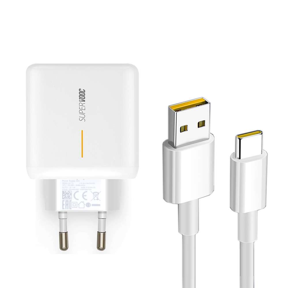65W super vooc charger for oppo Realme X50 Pro 5G / X50 Pro Player / Realme X2 Pro / RX17Pro / Find X phone USB Type C Cable|Mobile Phone Chargers| - AliExpress