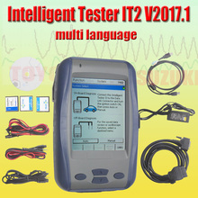 2020 Hot Sell Newest for Lexus for Toyota Intelligent Tester IT2 V2017.1 for Suzuki Scan Tool Diagnosis Program Oscilloscope