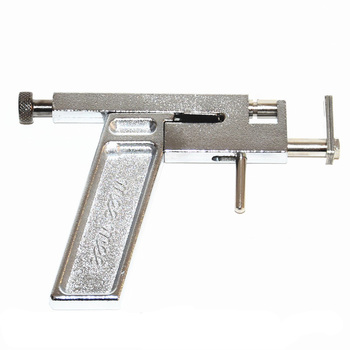 One Professional Steel Ear Nose Navel Body Piercing Gun Tool Instrument Supply EPG