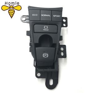 Электронный тормозной переключатель, р-переключатель, кнопка ручного тормоза, эко кнопка, переключатель режима спорта для Toyota Camry, удержива...
