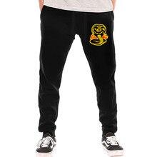Cobra Kai Sweatpants Joey Funny Do Karate Streetwear Jogging Pants Hip Hop Fleece Trousers