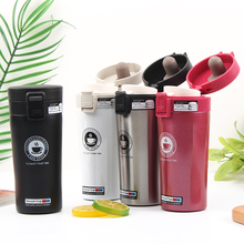 Premium Travel Coffee Mug Double Wall Stainless Steel 304 Tumbler Vacuum Flask Bottle Thermos Tea Car Thermo cup