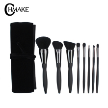 CHMAKE 8pcs Professional Makeup Brushes Set Eyeshadow Blending Make Up Soft Synthetic Hair pincel maquiagem