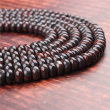 Natural Crimson Gem 5x8x4x6MM Abacus Bead Spacer Bead Wheel Bead Accessory For Jewelry Making Diy Bracelet Necklace