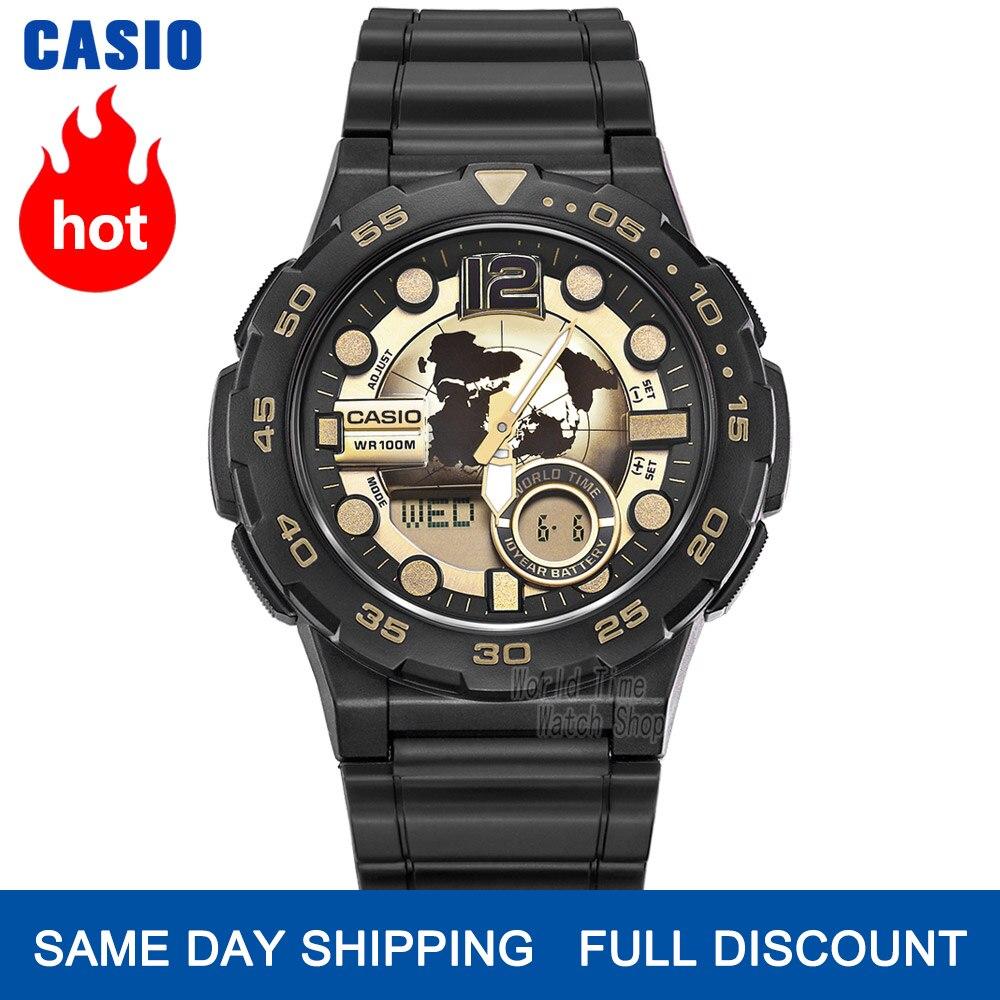 Casio watch men часы 10-year battery life set military sport digital watches for men 100m Waterproof quartz men watch relogio