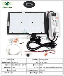 Диммируемая Светодиодная лампа для выращивания UV IR Quantum Tech Board Samsung LM301B V2 120 Вт 240 Вт 320 Вт 480 Вт с драйвером Meanwell 7 лет гарантии