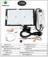 Dimmbare LED Wachsen Licht UV IR Quantum Tech Board Samsung LM301B V2 120W 240W 320W 480W mit Meanwell Fahrer 7 jahre Garantie