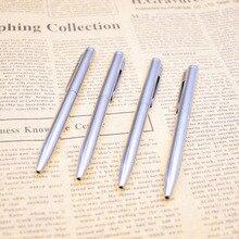 (12 Pieces/Lot) Small Ball Point Pens Mini Oil Pen 0.7 mm Black Ink Writing Instrument Office School Supplies Joy Corner
