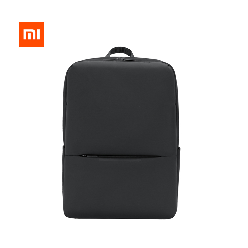Original Xiaomi Classic Business Backpack 2 Generation 15.6inch Students Laptop Shoulder Bag Unisex Outdoor Travel