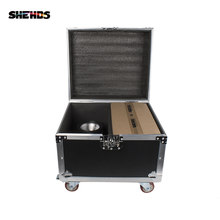 Flight Case 200W COB Led Par RGBW 4in1/RGBWA UV 6in1/UV/Warm White/Cold White 2x100W Audience Blinder Light Stage DJ Disco Event(China)