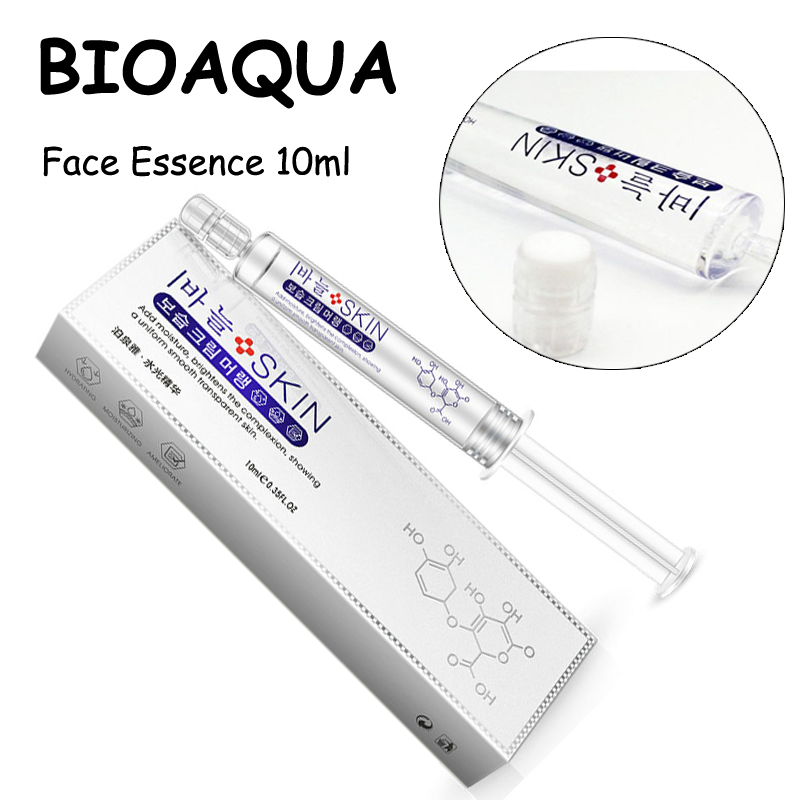BIOAQUA New Face Hyaluronic Acid Liquid Anti Wrinkle Anti Aging Collagen Whitening Moisturizing Essence Face Cream Skin Care