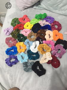 SRopes Scrunchie Velv...