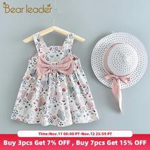 Bear Leader Newborn Baby Girl Dress for Girl 1 Year Birthday Dress Fashion Princess Baby Dress Infant Clothing Toddler Dresses