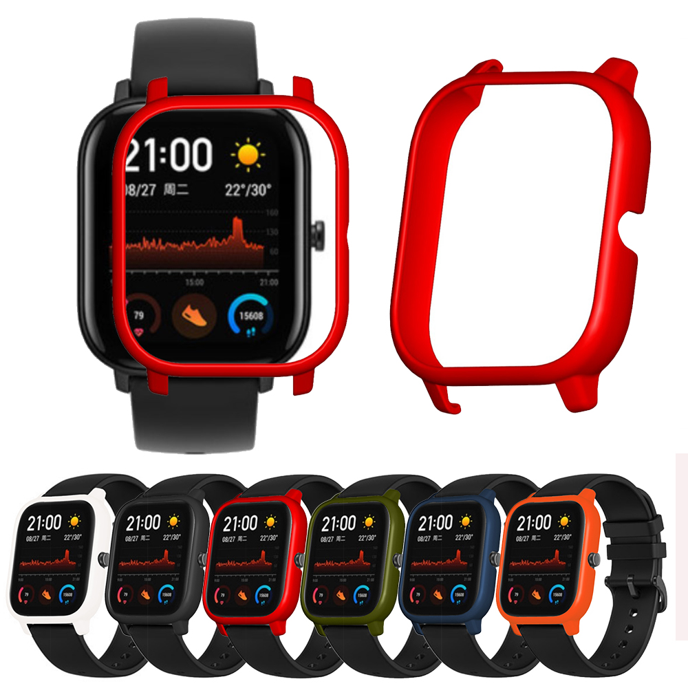 Pc  Protective Case For Xiaomi Huami Amazfit GTS Protector Case Cover Frame Bumper Smart Accessories