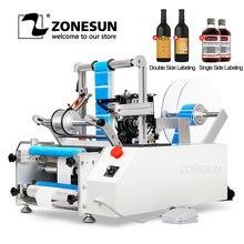 Zonesun Автоматическая двухсторонняя этикетировочная машина