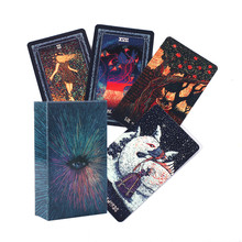 Tarot-Cards Board-Game Deck Divination Oracle Fate Party Guidance PDF