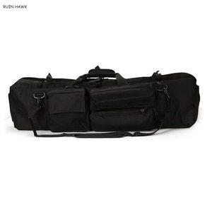 Image 5 - M249 Nylon Rifle Gun Carry Case Tactical Military Shooting Airsoft Rifle Gun Holster Large Loading Gun Bag Shoulder Bag