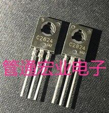 10pcs/lot  2SC2824 C2824 TO 126  100% New Original
